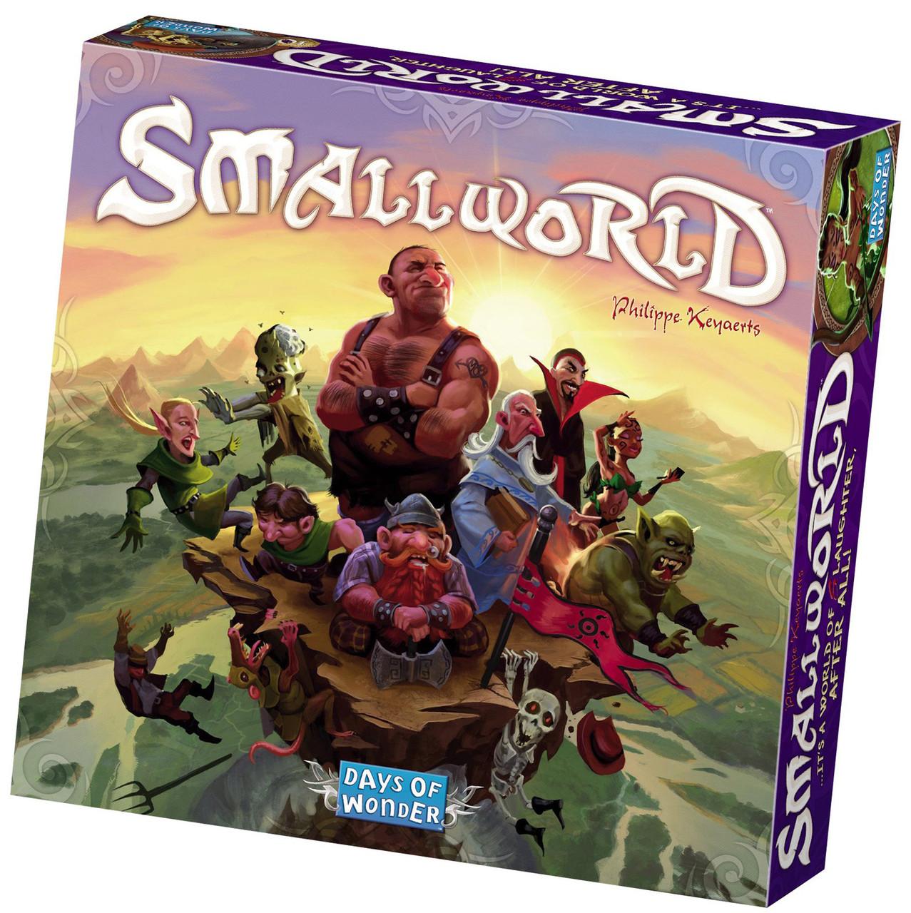 Настольная Игра Days of Wonder Small World (824968726914)