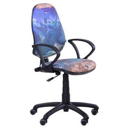 Кресло Поло 50/АМФ-4 Дизайн №1 Пираты, фото 2