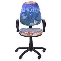 Кресло Поло 50/АМФ-4 Дизайн №1 Пираты, фото 3