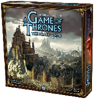 Настольная игра Fantasy Flight Games A Game of Thrones: The Board Game Second Edition
