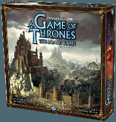 Настольная игра Fantasy Flight Games A Game of Thrones: The Board Game Second Edition ()