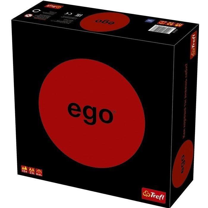 Настольная игра Trefl Ego (TFL-01518) (5900511015188)