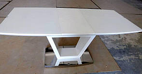 Стол обеденный модерн  Seattle  (Сиэтл) DT-9801   Евродом,цвет  белый, фото 3