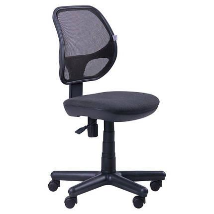 Кресло Чат сиденье А-10/спинка Сетка черная, фото 2
