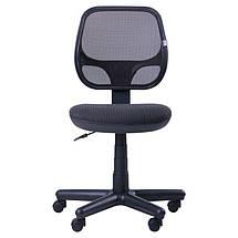 Кресло Чат сиденье А-10/спинка Сетка черная, фото 3