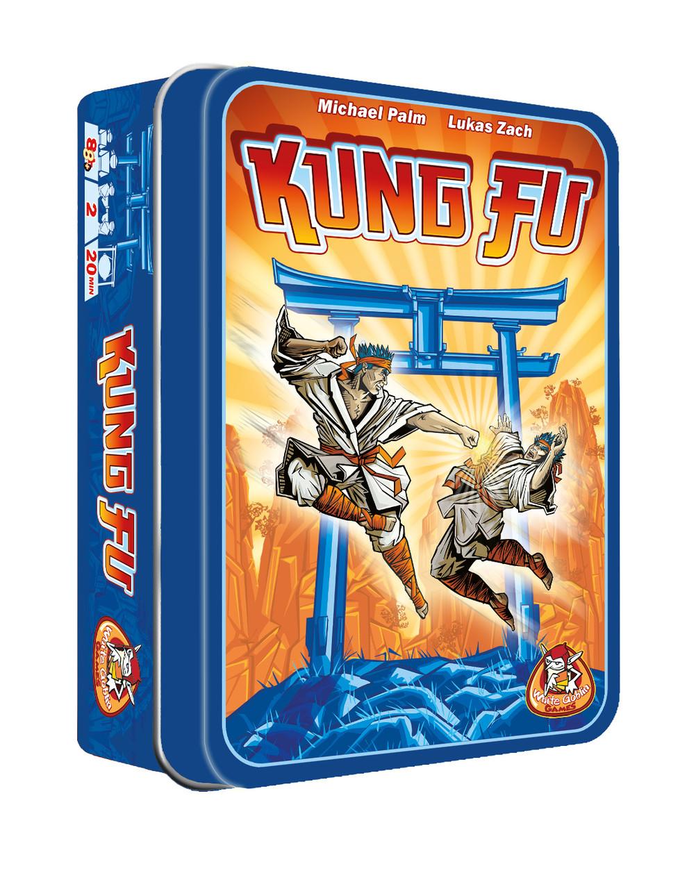 Настольная игра White Goblin Games Kung Fu (8718026301101)