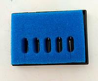 Ножи Silhouette 60 градусов толщина 0,9 мм неоригинальные 5 шт