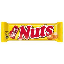 Шоколадный батончик Натс / Nuts 42 г/24шт