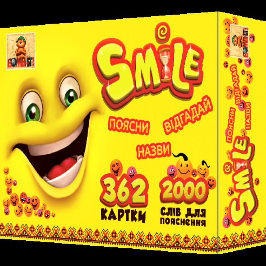 Настольная игра Bombat Game Смайл (4820172800187)