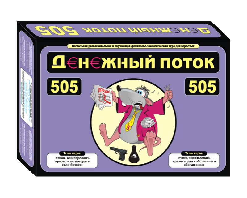 Настольная игра S.M.I.T. Денежный Поток 505