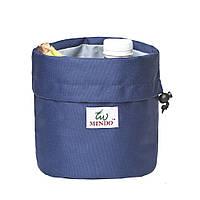Термосумка, Термокосметичка Smart Bag синя