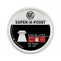 "Кульки RWS Super H-Point"" 0.45 гр. (500 шт.)"