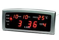 Часы будильник Caixing CX 868 настольные, фото 1