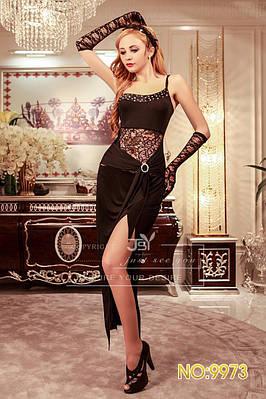 Экстравагантное платье S/M
