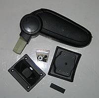 Skoda Octavia A5 подлокотник ASP черный виниловый