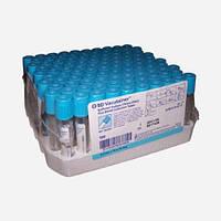 Пробирки вакуумные пластиковые BD Vacutainer Plus и стеклянные BD Vacutainer с цитратом натрия