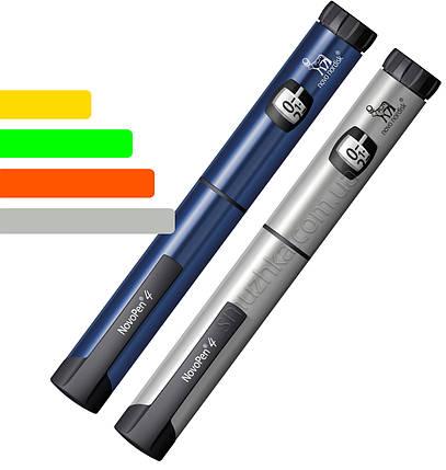 Шприц-ручка для инсулина Новопен 4, фото 2