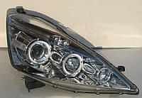 Honda Jazz/Fit оптика передняя хром