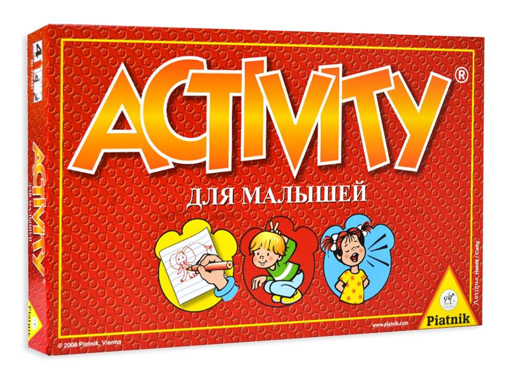 Настольная игра Piatnik Активити для малышей (776441)