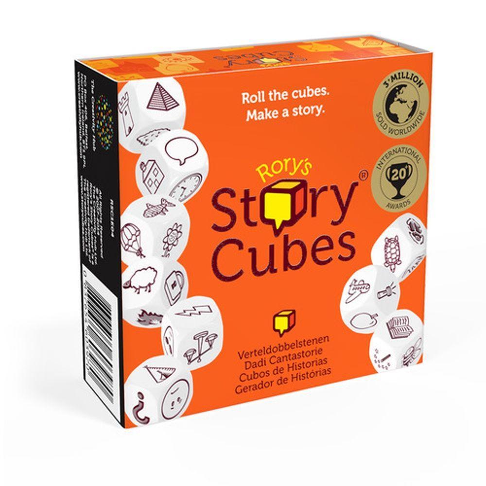 Настольная Игра Asmodee Кубики Историй Rory's Story Cubes Original (4605107177714)