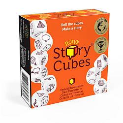 Настольная Игра The Creativity Hub Кубики Историй Rory's Story Cubes Original (4605107177714)