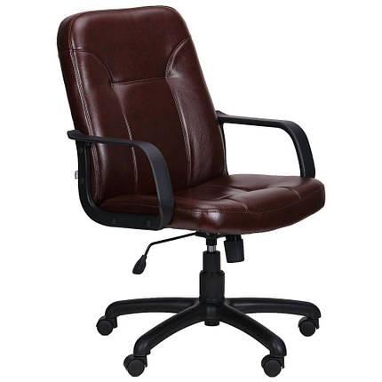 Кресло Смарт Пластик Мадрас дк браун, фото 2