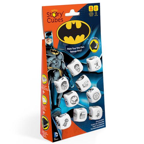 "Настольная Игра The Creativity Hub Кубики Историй Rory's Story Cubes ""Бэтмен"" (4605107177301)"