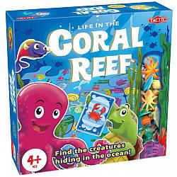 Настольная игра Tactic Коралловый риф (54546)