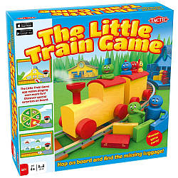 Настольная игра Tactic Мой первый поезд (54543)