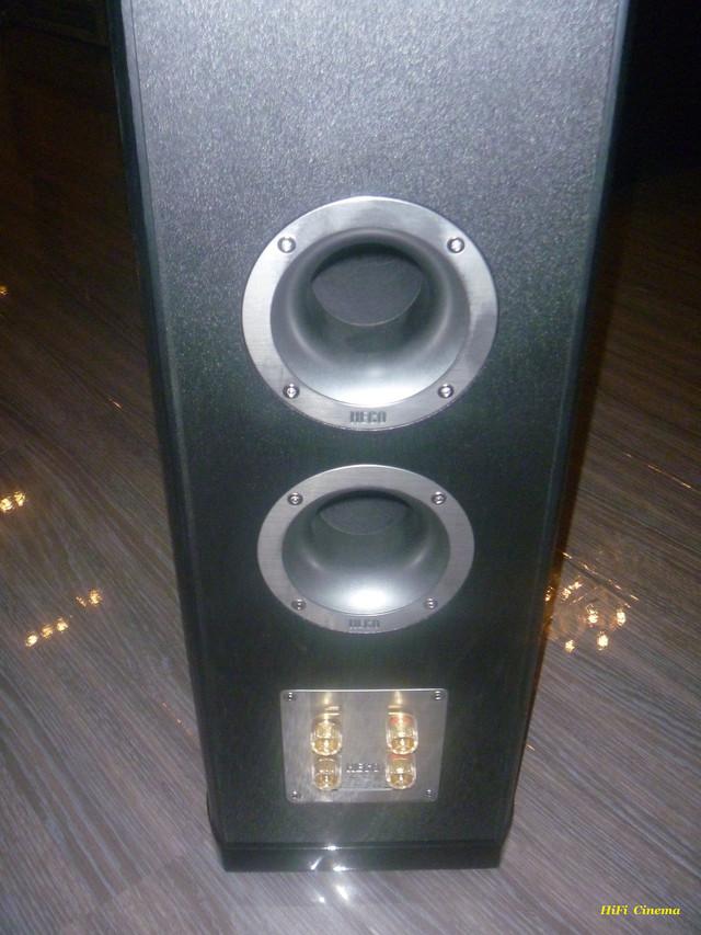 Фазоинвертор акустической системы HECO Music Style 800