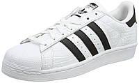 Кроссовки Adidas Superstar 44.5 Белые (4058025525240)