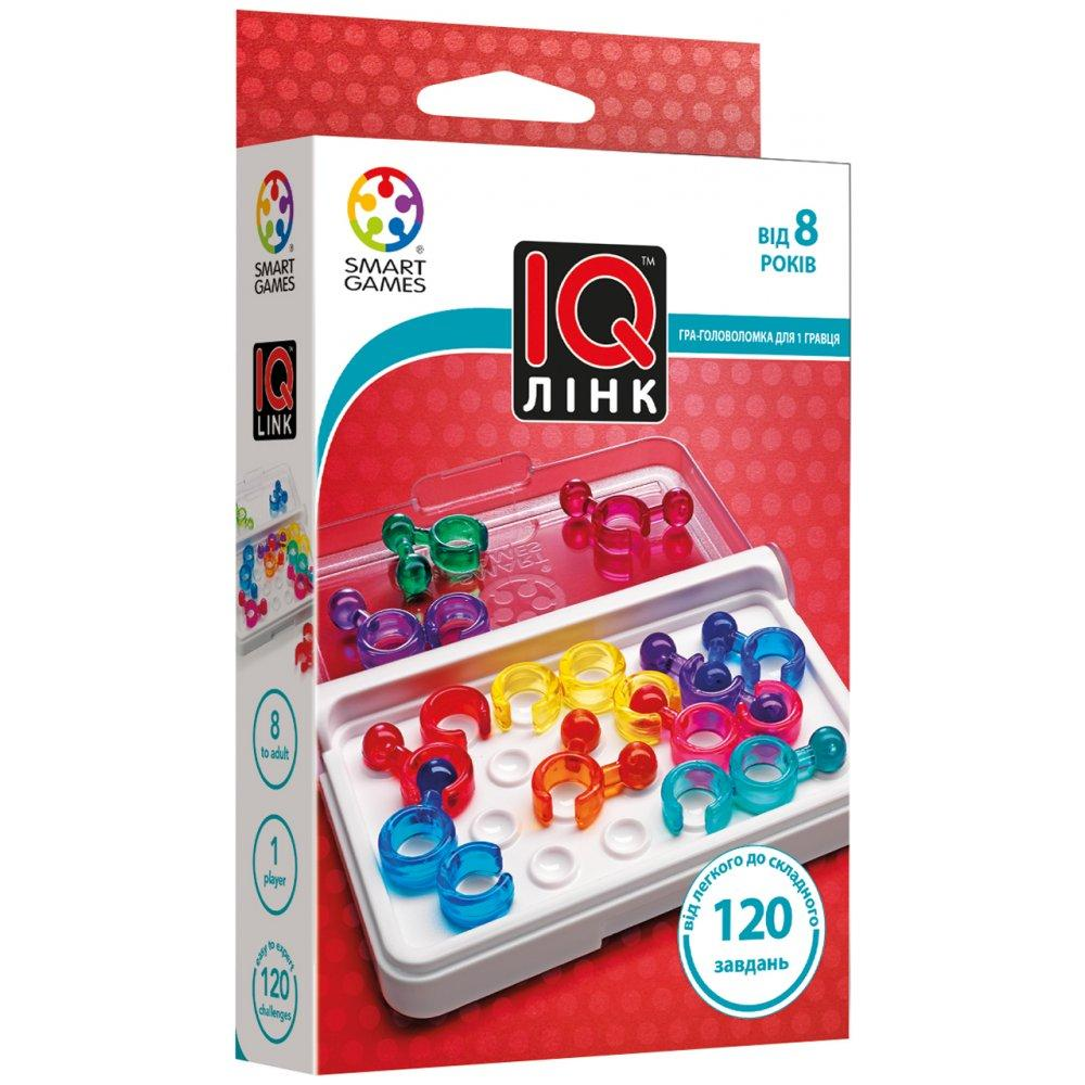 Настольная игра Smart Games IQ Link (SG 477 UKR)
