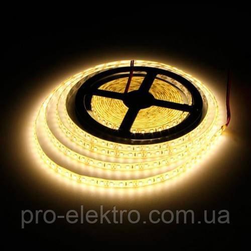 """LED лента BIOM SMD2835 12V IP20 <9.6W LEDs/m120 (Тёплый Белый) """"Standart"""""""