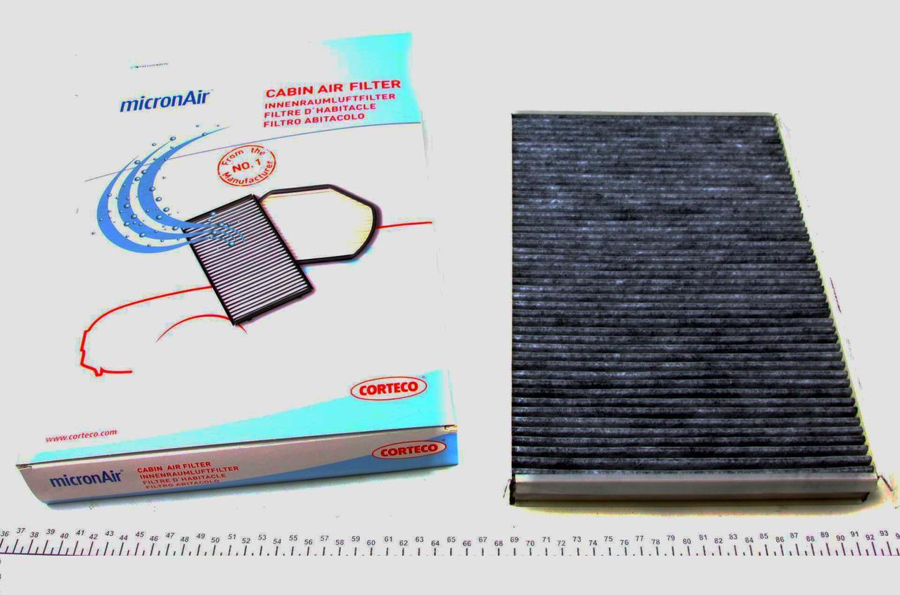 Фильтр салона MB Sprinter/VW Crafter 06- (угольный)