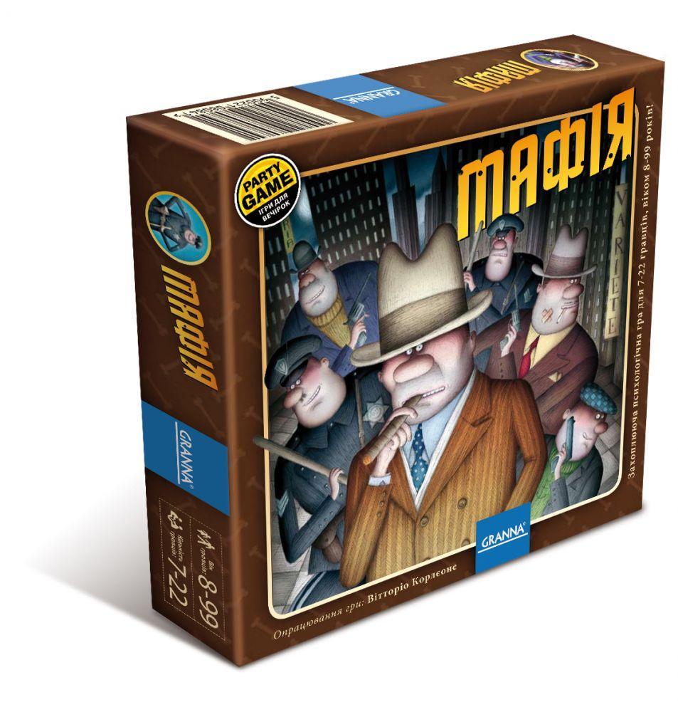 Настольная игра Granna Мафия (80841)