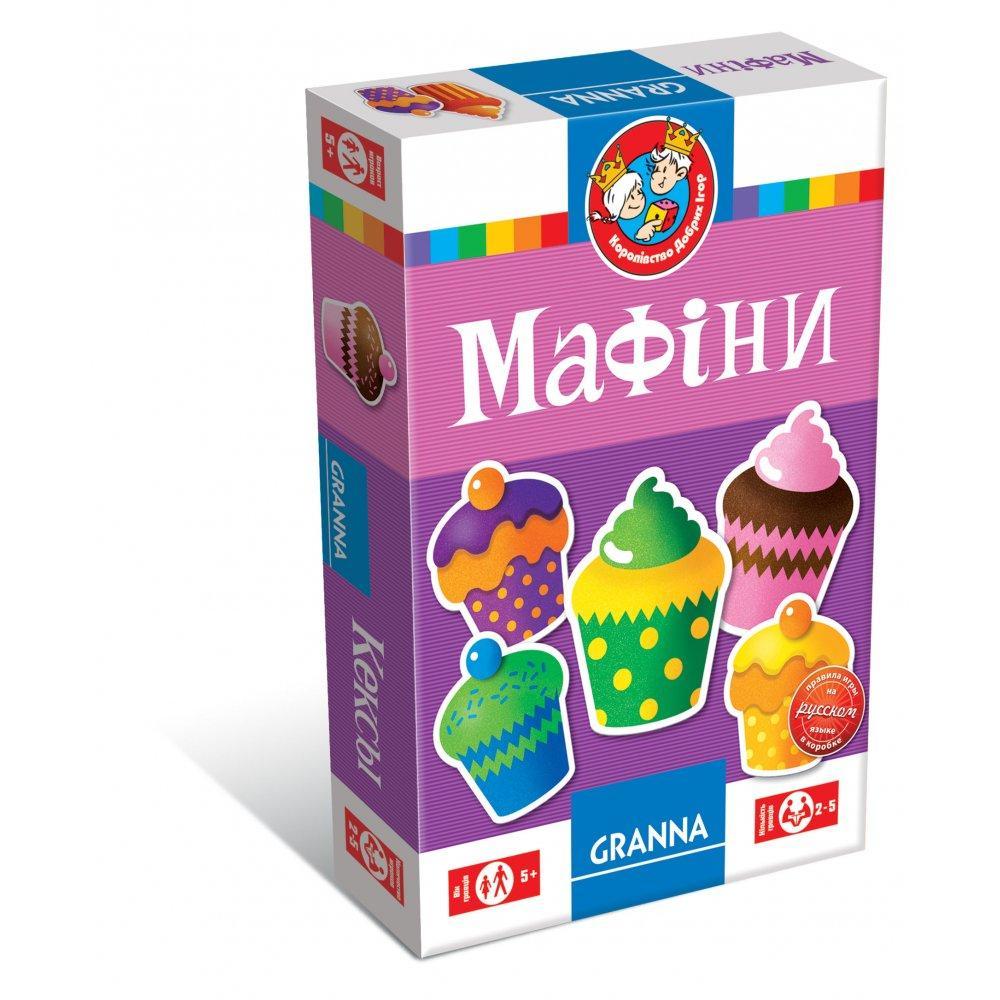 Настольная игра Granna Маффины (82302)