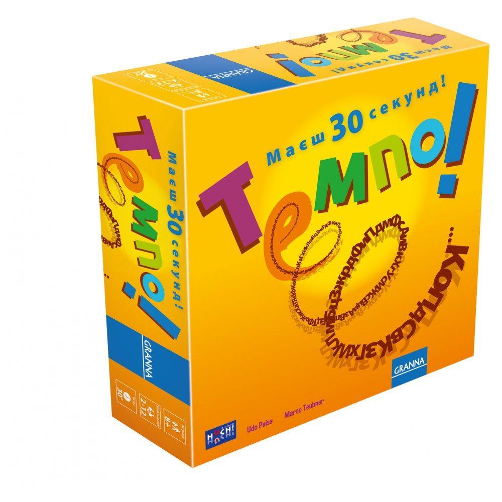 Настольная игра Granna Темпо! (82753)