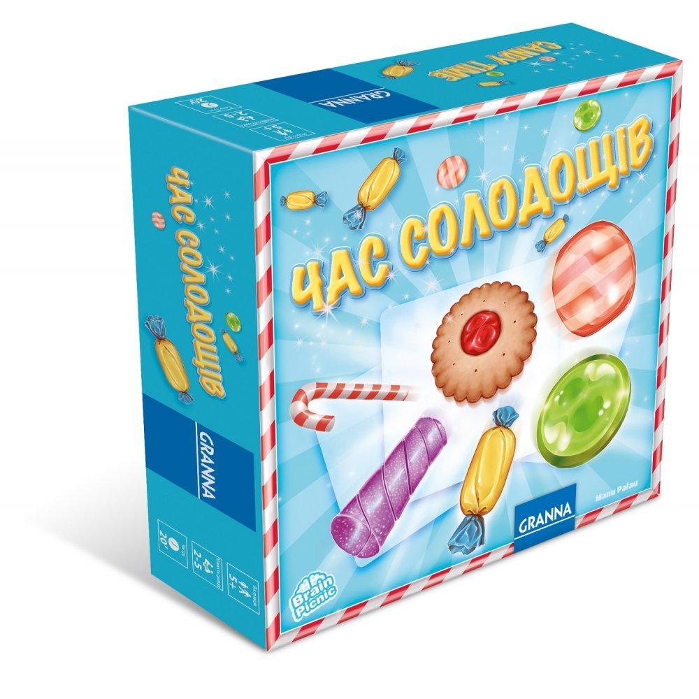 Настольная игра Granna Время сладостей (83064)