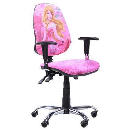 Кресло Бридж Хром Дизайн Дисней Принцессы Аврора, фото 2