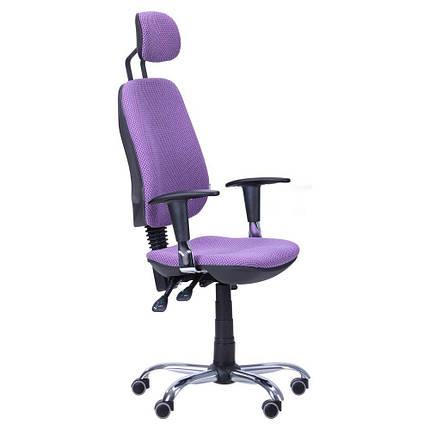 Кресло Регби HR MF Chrome Квадро-76, фото 2