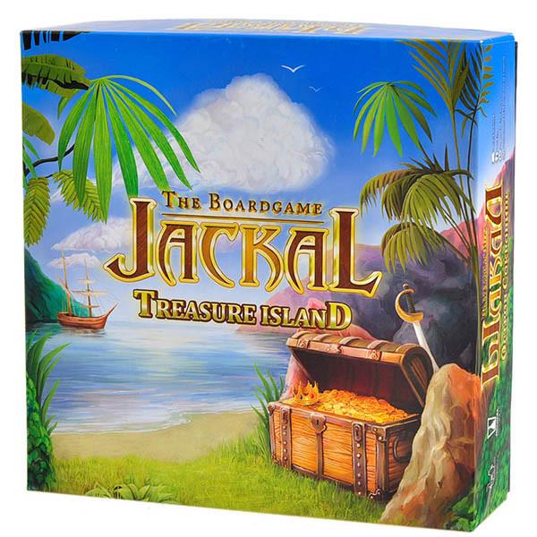 Настольная Игра Magellan Шакал с дополнением Остров Сокровищ (4660006610694)