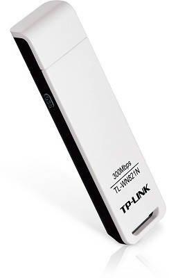 Беспроводной адаптер TP-LINK TL-WN821N  (300Mbps, USB)