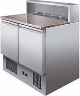 Стол холодильный для пиццы SRP S900 RAUDER