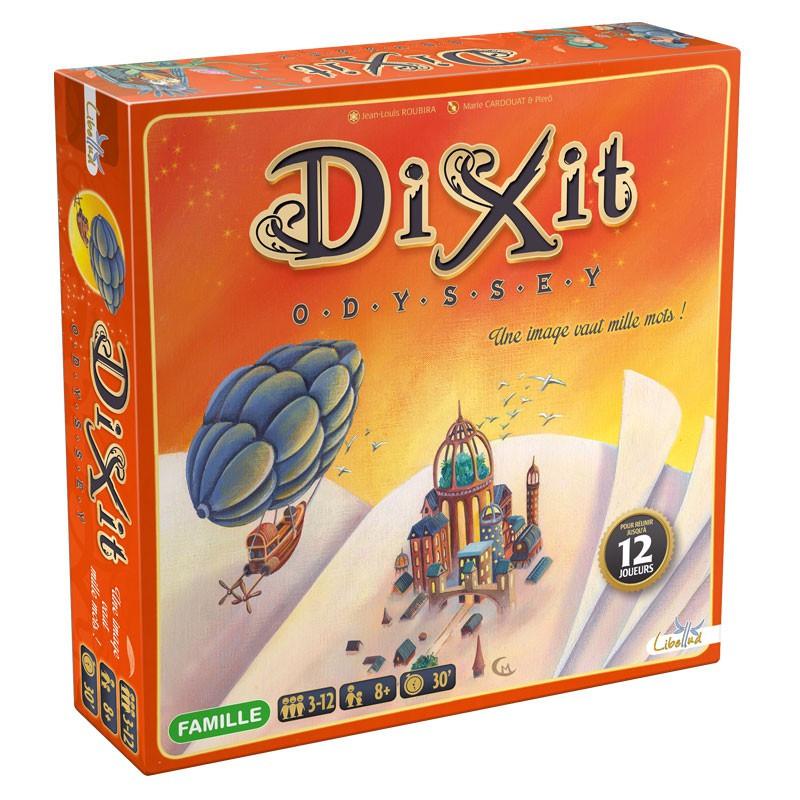 Настольная игра Libellud Диксит Одиссея (DiXit Odyssey) (3558380041122)