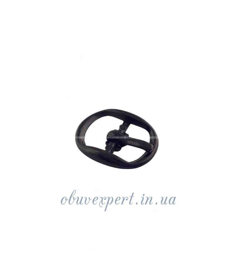 Пряжка 12 мм Черный никель