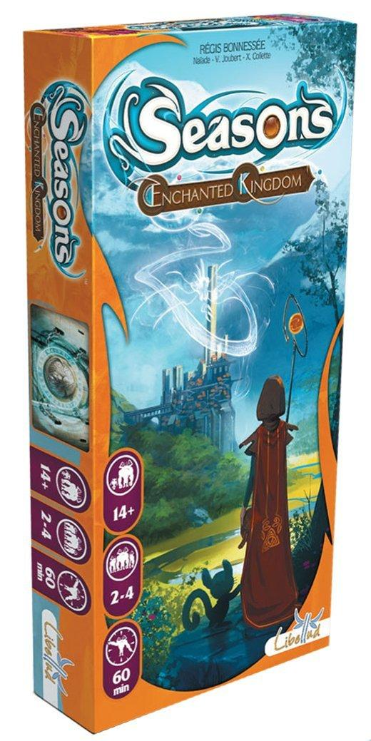 Настольная игра Libellud Seasons: Enchanted Kingdom Expansion (3558380018384)
