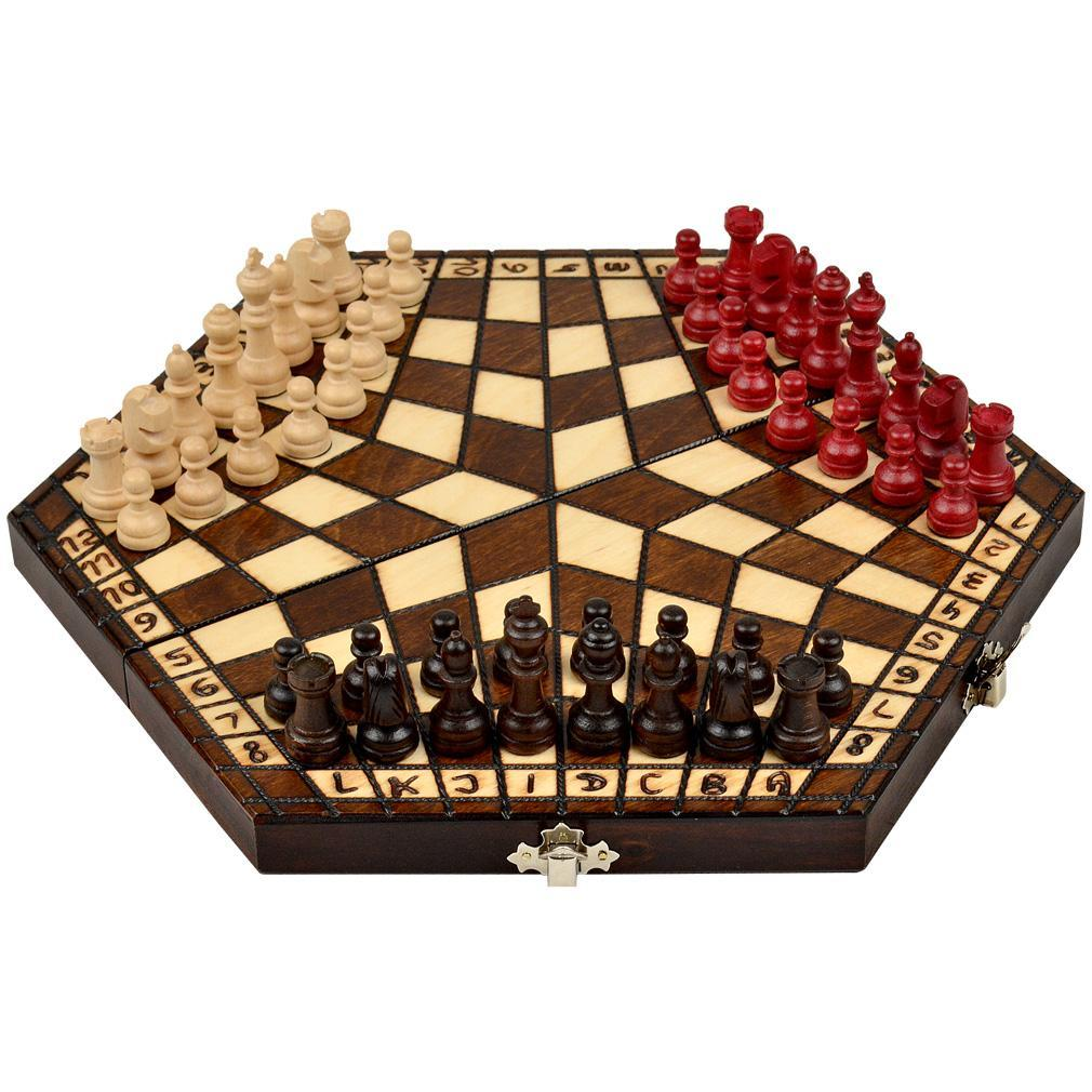 "Шахматы Madon ""На троих"" (3163)"