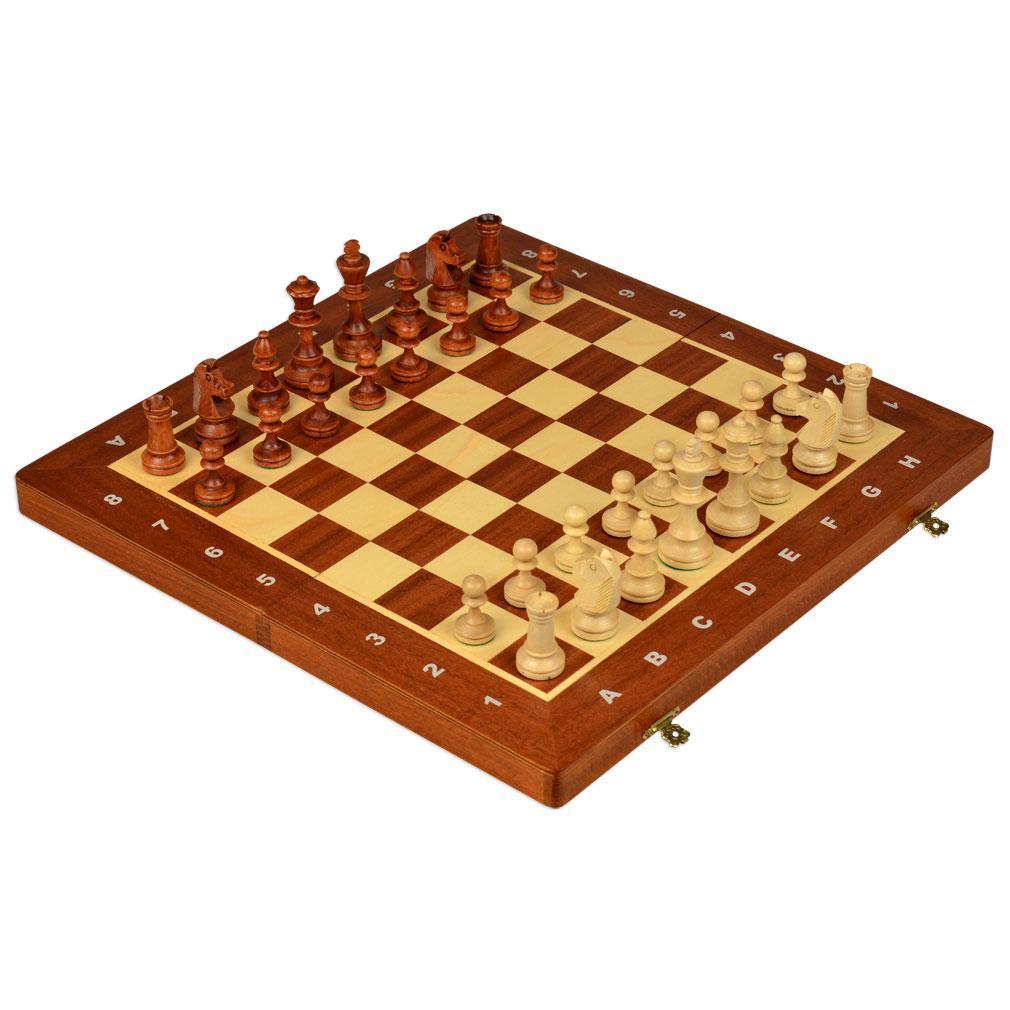 Шахматы Madon Турнирные N4 Intarsia (3054)