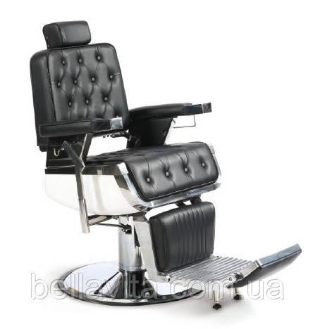 Парикмахерское мужское кресло Elegant Plus, фото 2