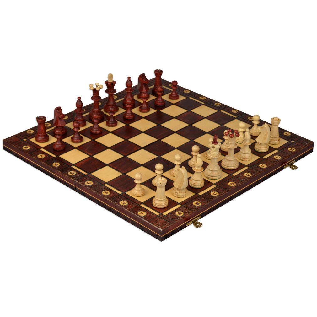 Шахматы Wegiel Consul (2008)
